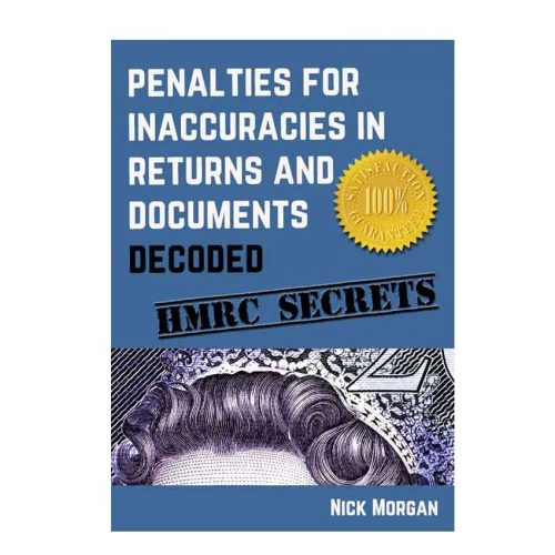 Penalties For Inaccuracies In Returns And Documents DECODED