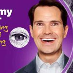 Jimmy Carr Laughing and Joking